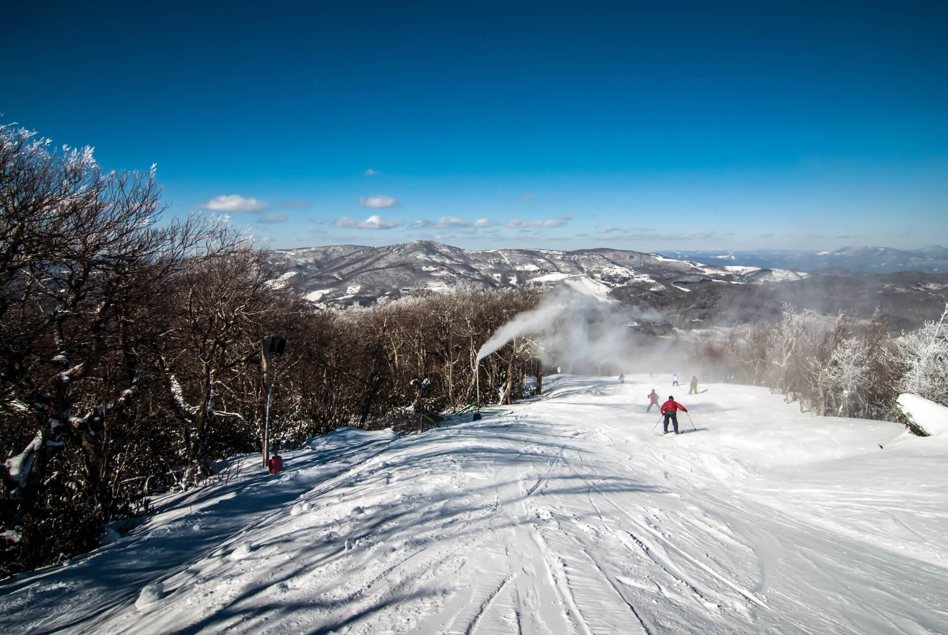 Skiing : Things To Do in Maggie Valley NC