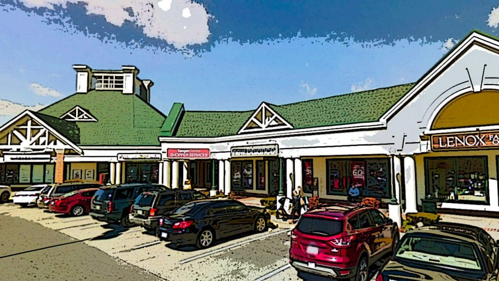 Shopping at Tanger Outlet Sevierville