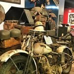 Wheels Through Time museum if a must do thing to do in Maggie Valley.