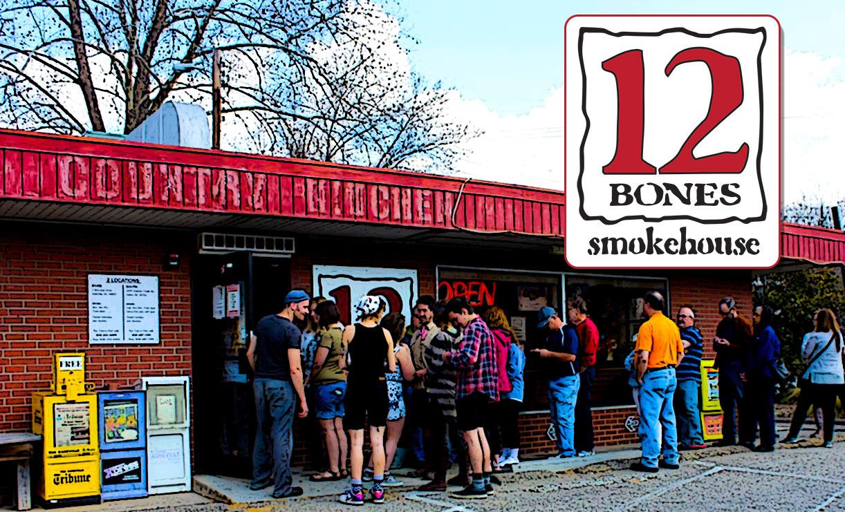 12 Bones Smoke House