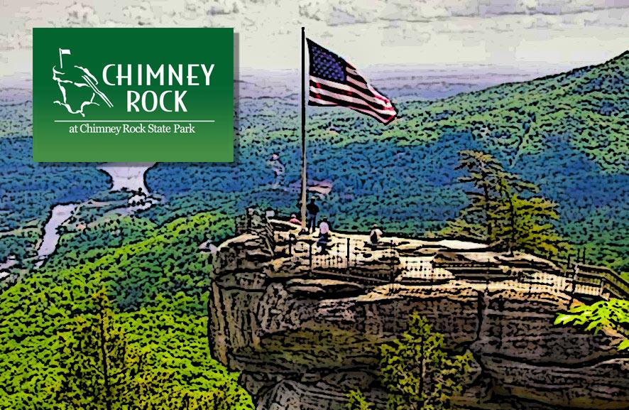 Visit Chimney Rock State Park