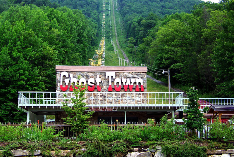 Visit Ghost Town Maggie Valley Theme Park - Ghost Town Adventures