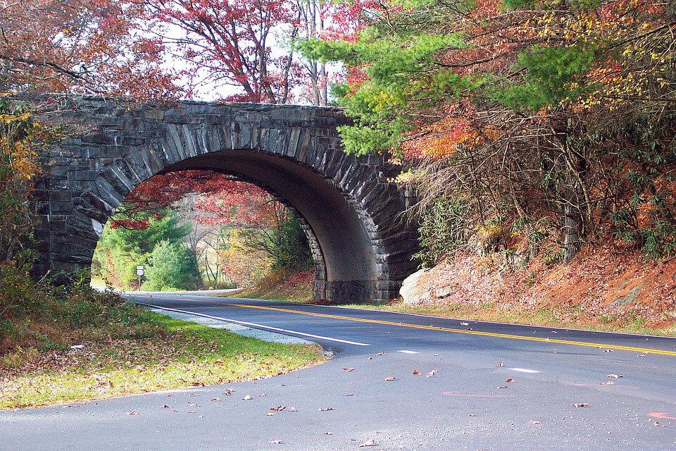 North Carolina Sightseeing on the Blue Ridge Parkway