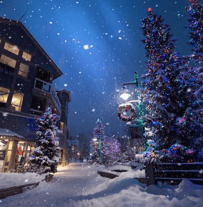 Best North Carolina Places to Visit for Christmas