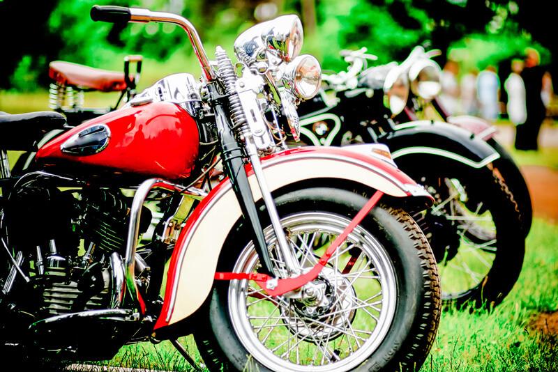 Smoky mountain motorcycle rides