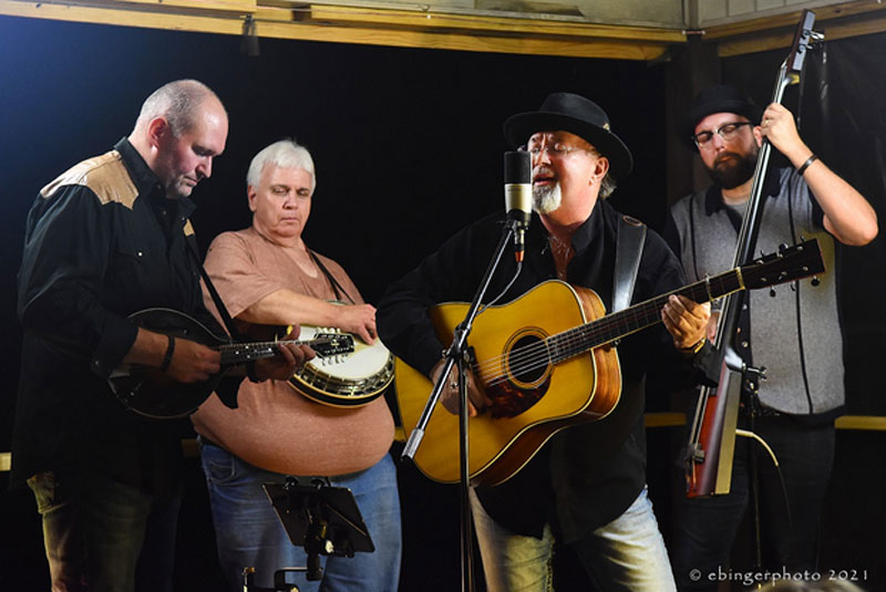 The Hills are Alive with the Sound of Bluegrass at the Meadowlark Motel
