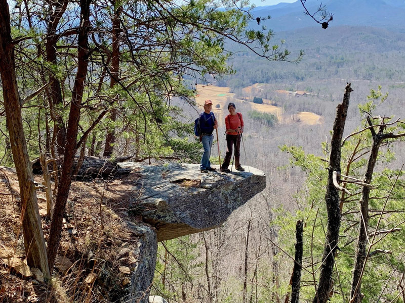 Don't Miss the Newest Smoky Mountain Hiking Trail Near Maggie Valley