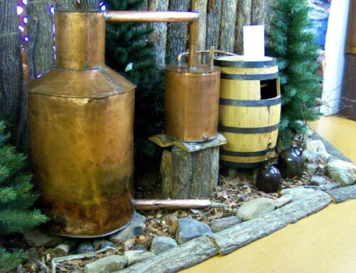 Experience the Tradition of Moonshine in the Smokies with a Sip of that Good Ole Mountain Dew