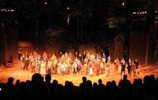 Cherokee in Western North Carolina