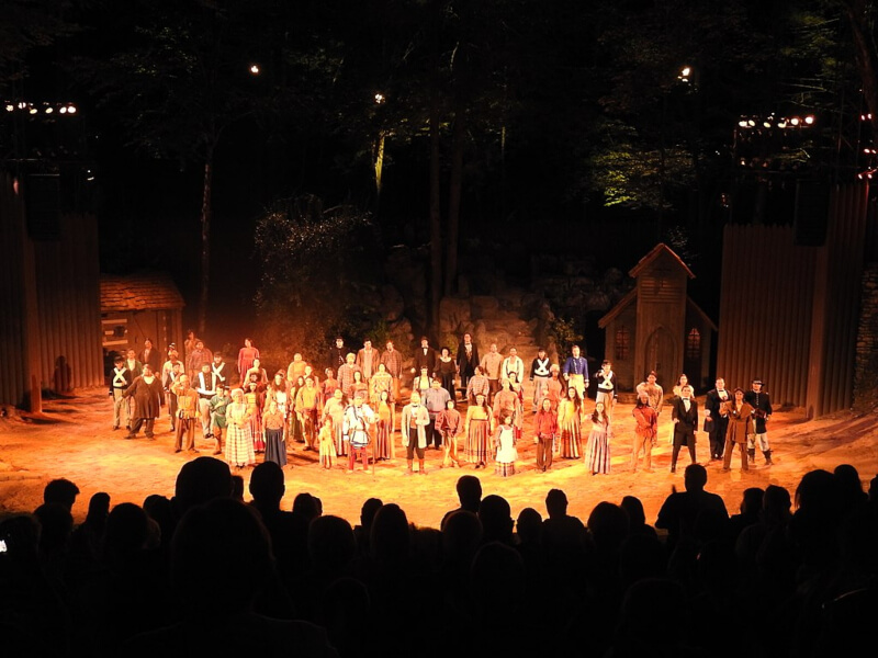 Journey Through the Ancient History and Modern Culture of the Cherokee People in Western North Carolina